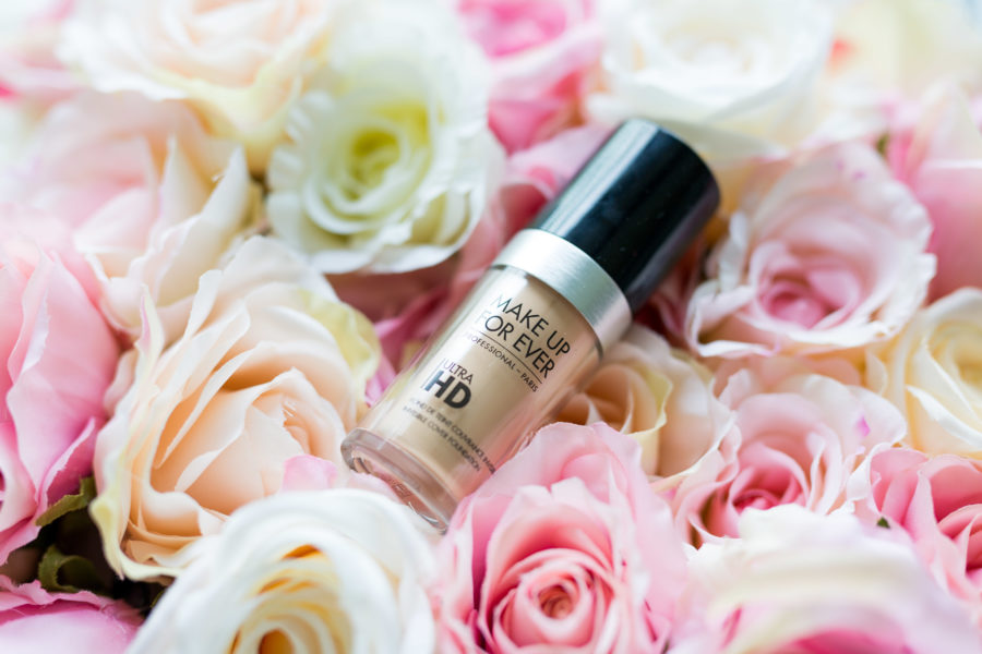 Velké zklamání: Recenze Make Up For Ever Ultra HD foundation