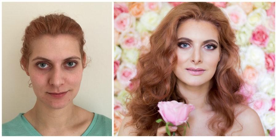 Tipy vizážistky: Nejlepší makeup pro blondýnky a zrzky